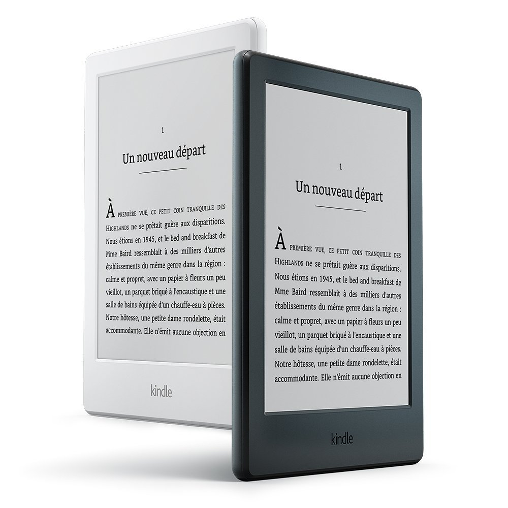 Liseuse Kindle 167 ppp