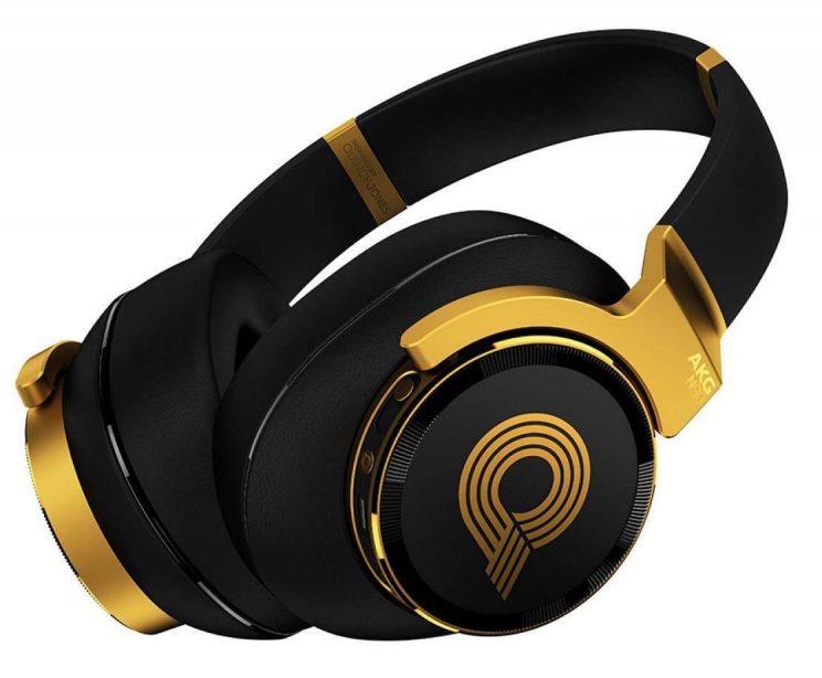 AKG N90Q headphones