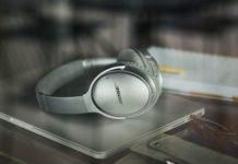 Bose QC 35 II headphones