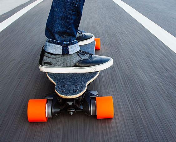 skateboard electrique