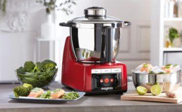 comparatif des robots cuiseurs