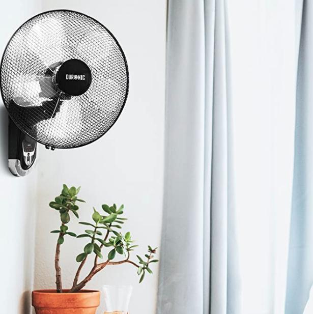 ventilateur mural