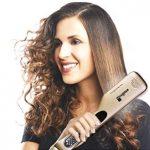 lisseur à vapeur pour les cheveux