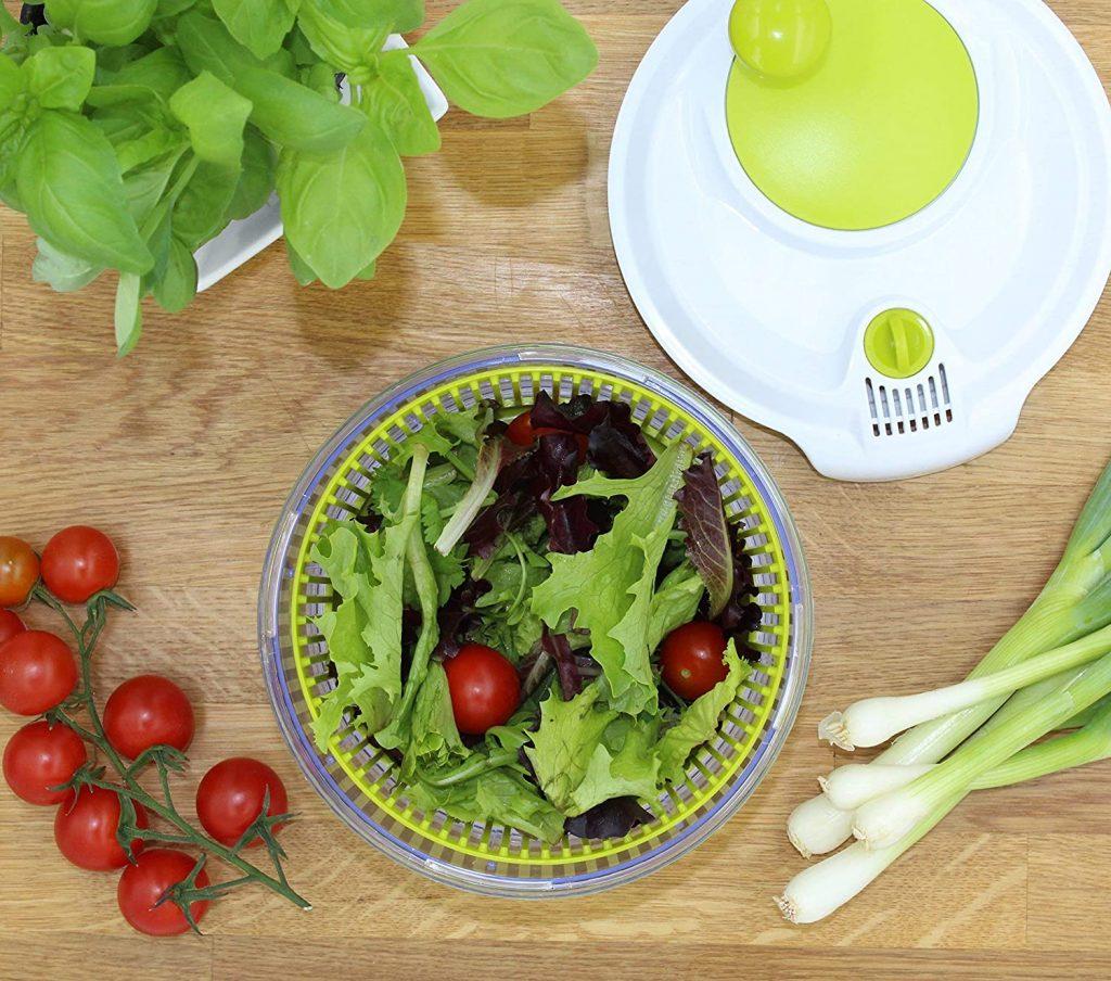 Essoreuse à Salade : Les 8 Meilleurs Modèles En 2021
