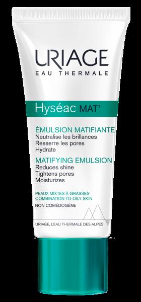 hyseac mat crème peaux grasses