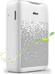 Aiibot Purificateur dAir Maison Purificateur d'air avec filtre HEPA