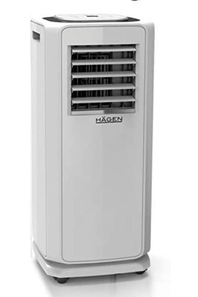 Climatiseur mobile réversible Hagen