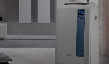 Le climatiseur mobile silencieux Rowenta RWAC 1200H
