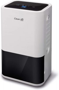 Clean Air Optima Deshumidificateur avec ioniseur déshumidificateur maison