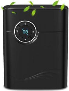 Deshumidificateur dair Portable 1200ML déshumidificateur d'air