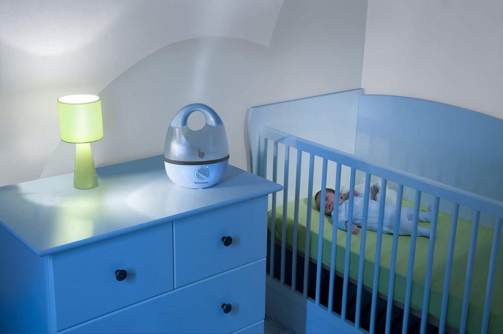 81xfjqXrQpL. AC SL1500 humidificateur d'air bébé