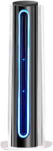 Brushes 7L Grande capacite Mute Humidificateur de Purification dair Mist Bureau Grande Chambre Au Sol humidificateurs UV sterilisation humidificateurs Top Recharge humidificateur à uv
