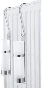 Lot de 2 humidificateurs en verre pour radiateur humidificateur radiateur
