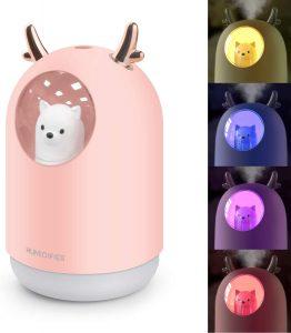 Mini Humidificateur Dair 300ML Shanmei USB Portable Silencieux Humidificateur Bebe Dair Maison humidificateur d'air bébé