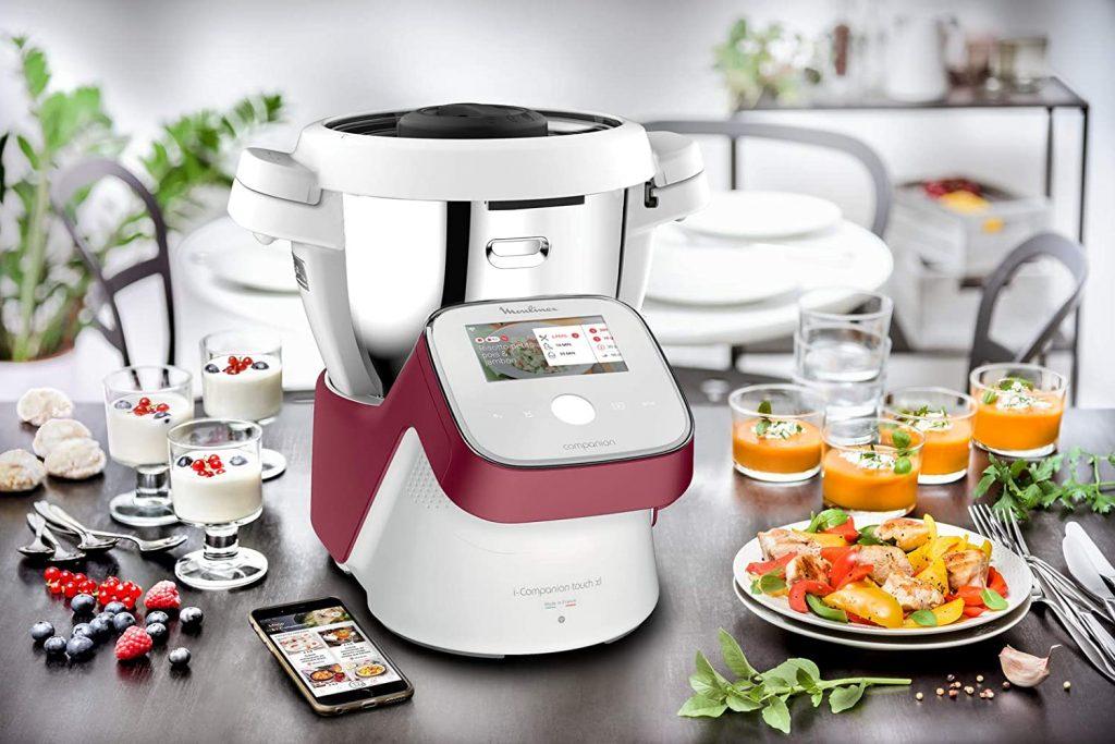 robot cuiseur comparatif
