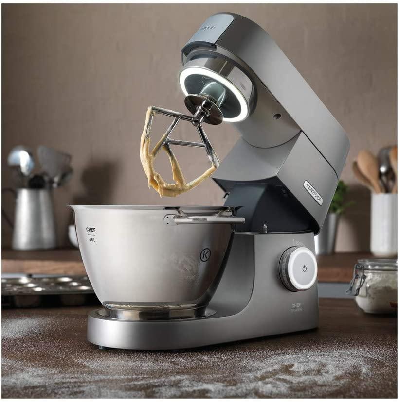 Robot-pâtissier Kenwood Chef Titanium