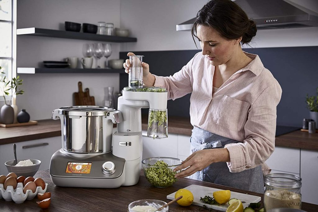 robot cuiseur kenwood cook easy plus