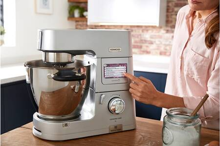 Robot cuiseur Kenwood Cooking Chef test
