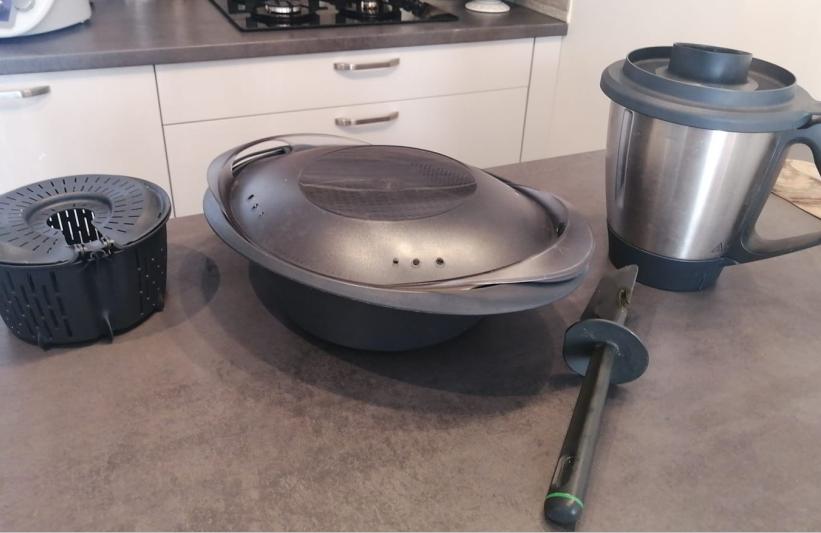 robot cuiseur Thermomix tm 6 accessoires