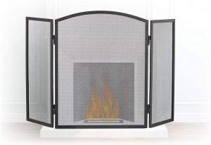 91aJbGakOWL. AC SL1500 pare-feu cheminée